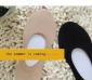 2012韩国原单 船袜 高弹力 透气 纯色船袜 隐形 袜子批发