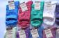 11年新款随机日本外贸原单无印良品女士纯棉运动休闲花色长袜子