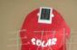 厂家直销太阳能风扇帽子,出口欧美发货及时品质保证